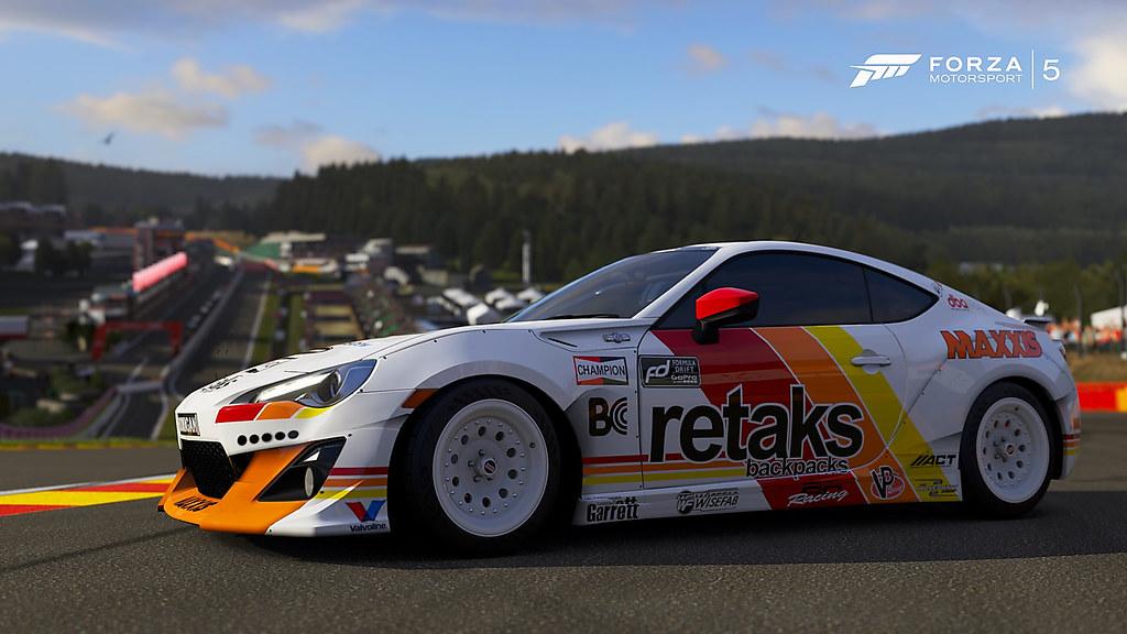 GT86 Retaks