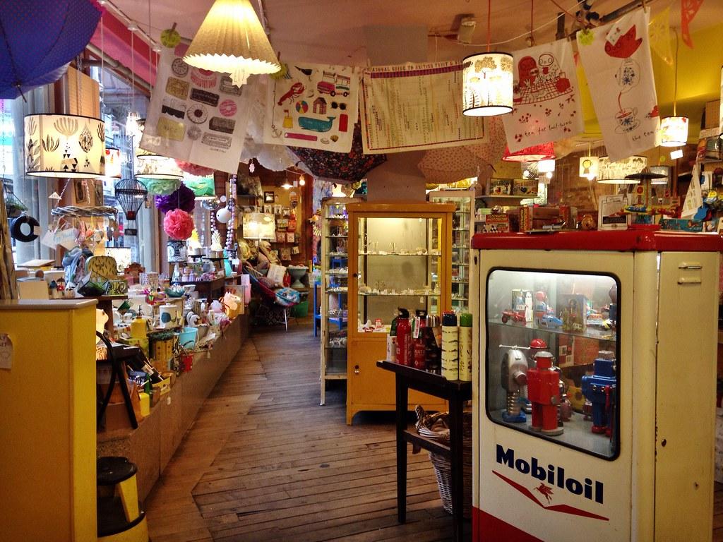 oklahoma vintage gift shop Manchester northern quarter