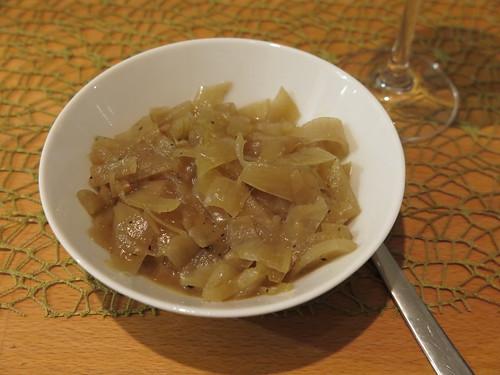 Zwiebelsuppe (Rest)
