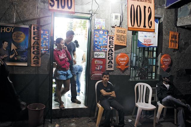 Barrio Lovaina en Medellín
