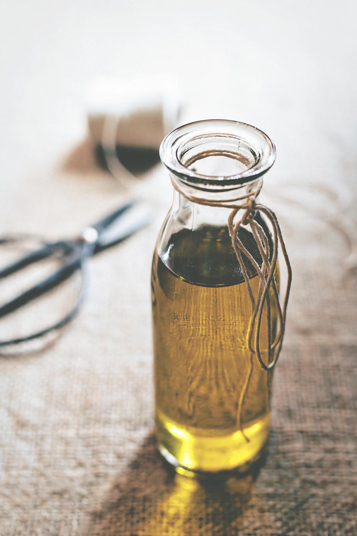 Lemon Curd with Olive Oil