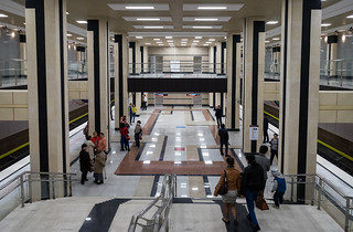Sayran station