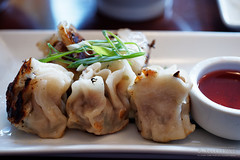 20150327-03-Pork and shitake dumplings at Chow in…