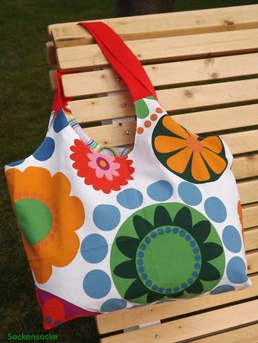 Charlie Bag Blumen