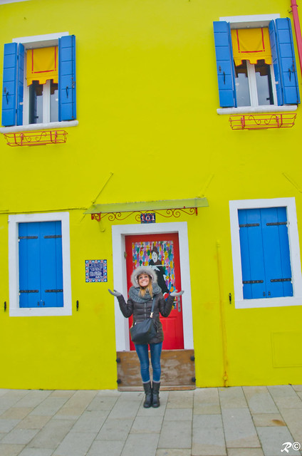 Yellow-oow home !!