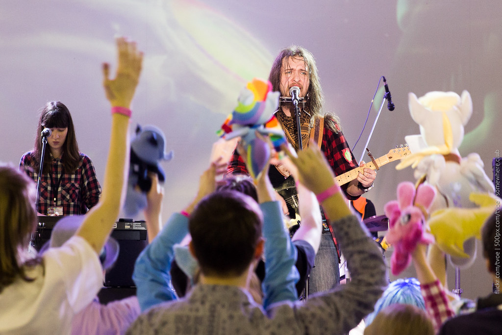Группа Griffon Rush на Руброниконе-2015