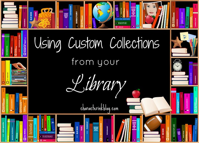Using Custom Collections From Your Library