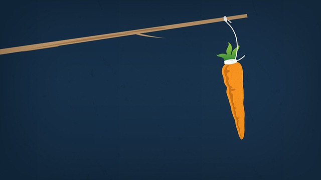 Carrot And Stick Incentives Lead Manage