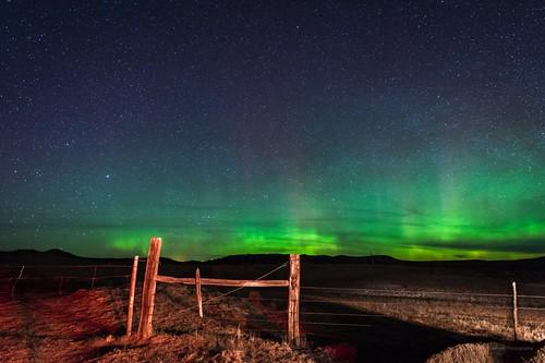 Aurora Borealis lower 48 ~ Montana