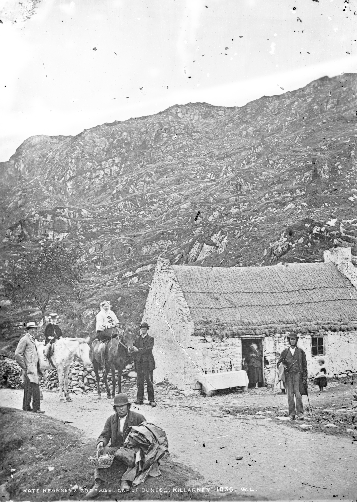 Gap Cottage, Killarney, Co. Kerry
