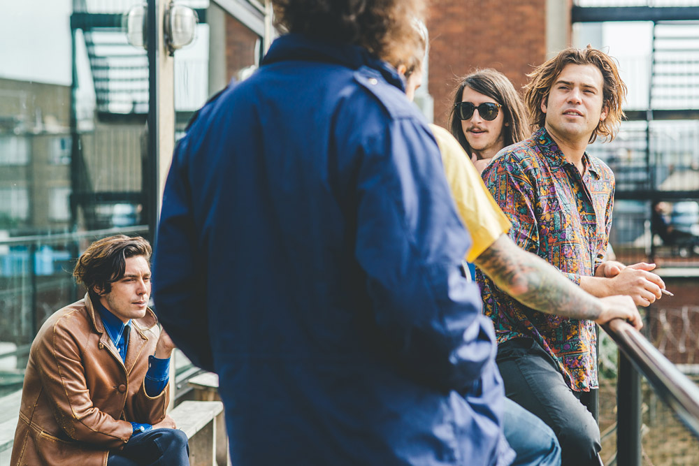 BTS: The Growlers, Oval Space