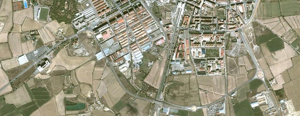 huesca (sur), huesca, wesc, peticiones del oyente, antes, urbanismo, planeamiento, urbano, desastre, urbanístico, construcción