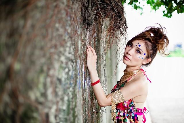 wegging新秘日韓彩妝造型hairdo,braid,bride,style新娘秘書造型寫真,brides_style,weddinghair,hairstyle,台式欣霓化妝造型,beauty,dohair,waves16