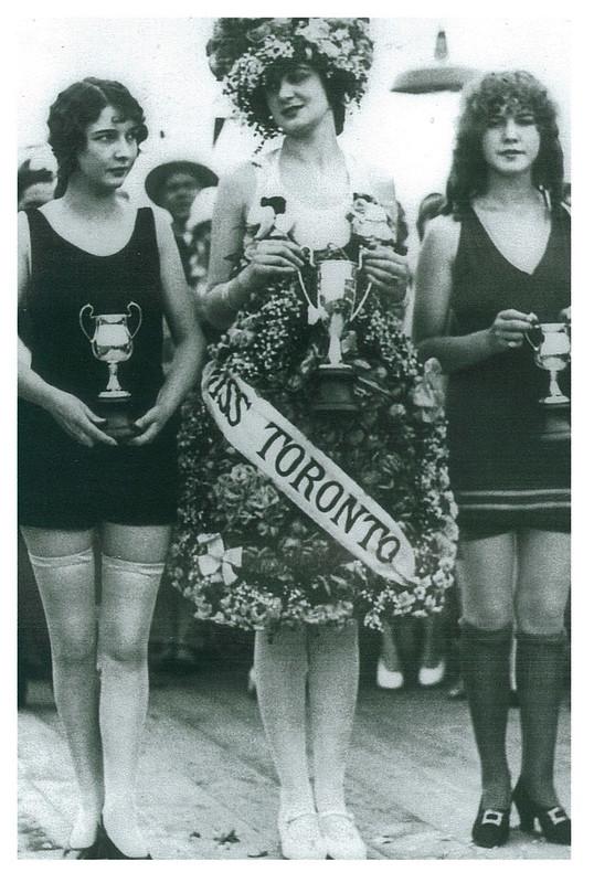 retro - Miss Toronto