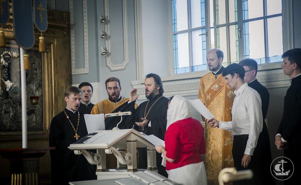 16-17 июля 2016, Неделя 4-я по Пятидесятнице / 16-17 July 2016, 4rd Sunday after Pentecost