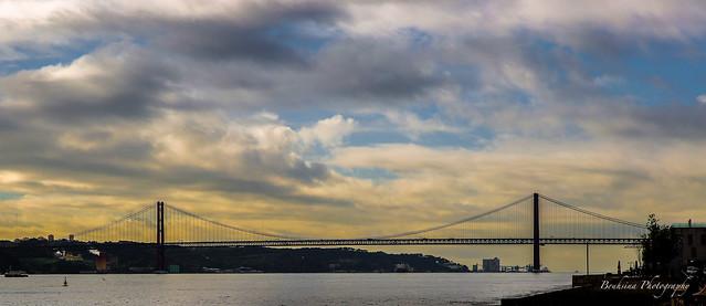 25 april bridge - Lisboa