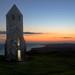 St Catherine's Oratory Twilight by Craig Hollis