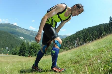 Královská výzva seriálu KTRC, Krkonošský Skymarathon, otočí trasu