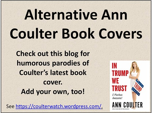 Alternative Ann Coulter Book Covers