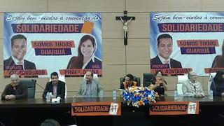 Val Advogado é candidato a prefeito do Guarujá