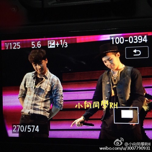 G-Dragon, Seung Ri & Tae Yang - V.I.P GATHERING in Harbin - 小向同學RH - 03