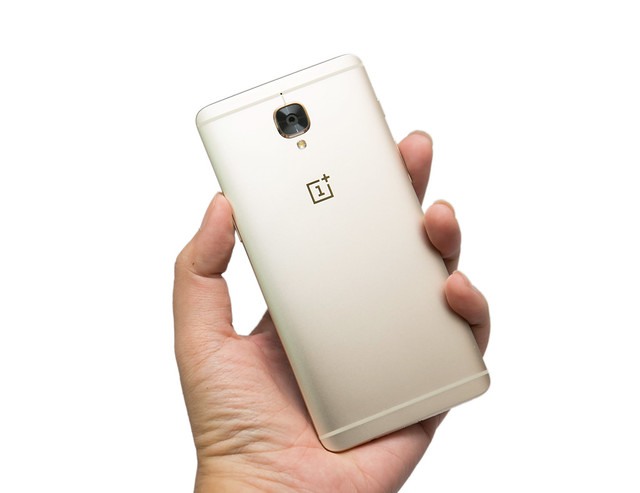 OnePlus 3 一加手機三 – 薄荷金 寫真 @3C 達人廖阿輝