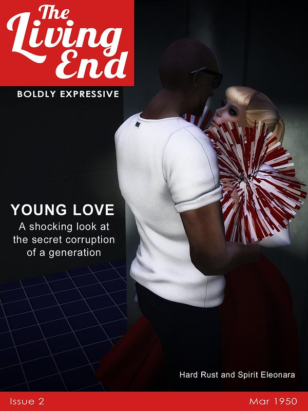 The Living End Issue 2