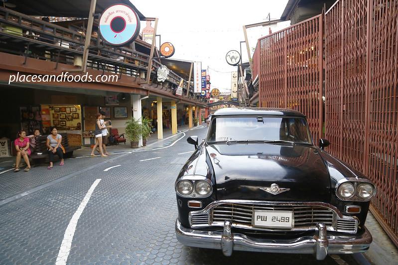 hua hin plearnwan classic car