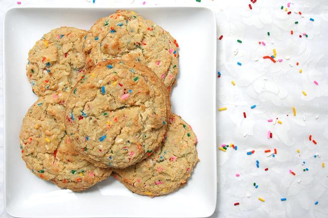 confetti cookies 7