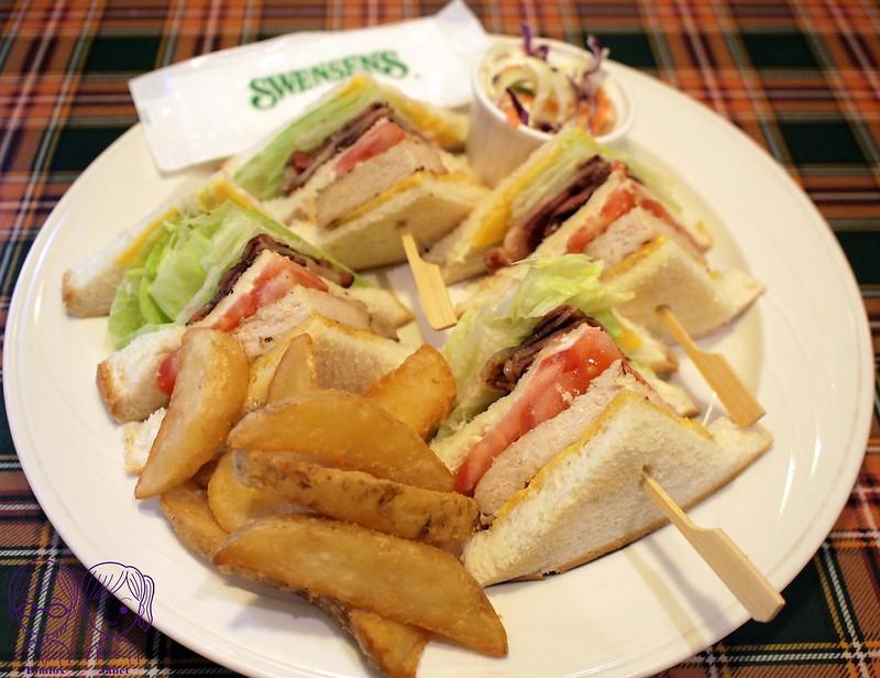 23 雙聖 雙聖總匯三明治