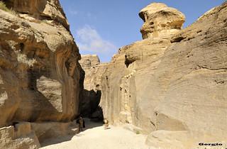 Petra, Jordania - 21