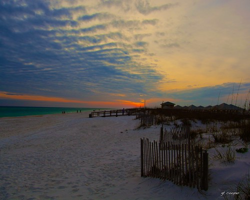 pensacola florida beach sunset gtcooper gtkuper sand surf west kuperimages kuper