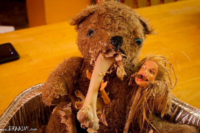 Teddy treat