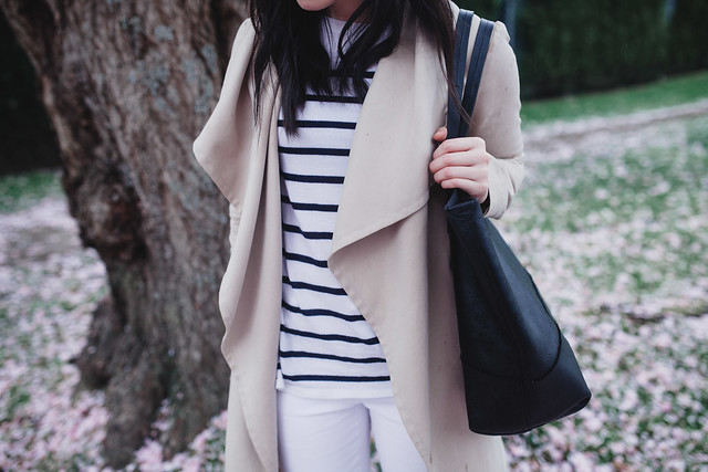 club monaco gideon trench