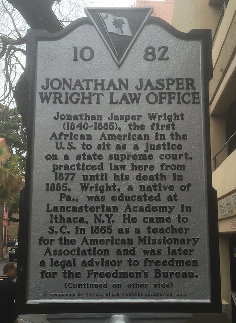 South Carolina Historical Marker #10-82