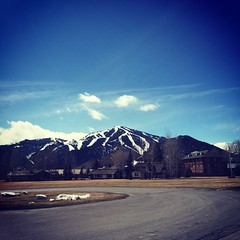 Love you @sunvalley but I have to leave you. #dent2015