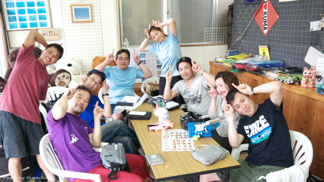 本日の集合写真♪ 2015/05/01