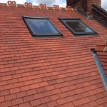 Rosemary tile roof in London
