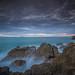 Volcanic coastline ... explored - thanks all by muzzpix-nz