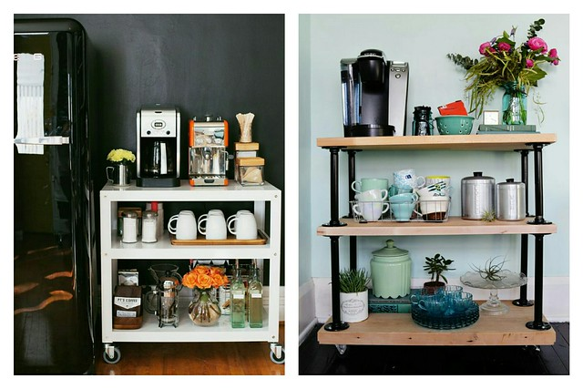 coffee stations inspiration