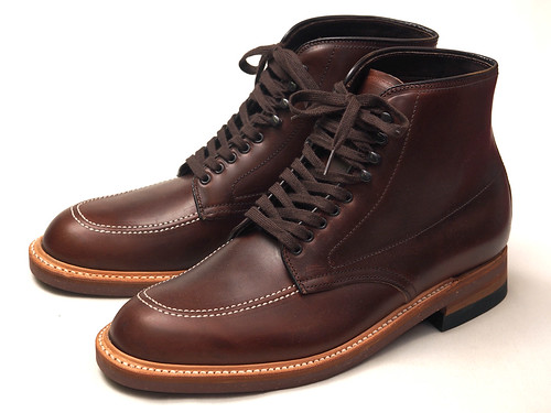 Alden / #403 Indy Boot Brown Chromexel