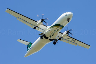 PIA Pakistan International Airlines ATR 72