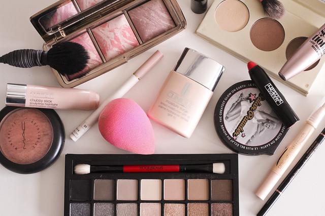 spring makeup series