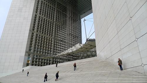 La Defence, Grande Arche , Paris