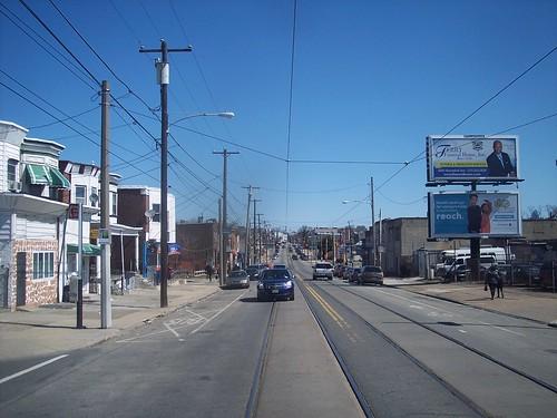 Woodland Av & 53rd St