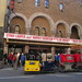Pedal Cabs Lined Up Outside the Al Hirschfeld / Martin Beck Theatre 0627