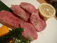 Special Thick Cut Beef Tongue @King DaZhi, Gubei,…