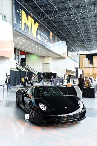 Porsche-mosphere