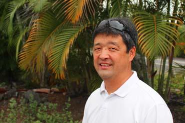 Joshua Shimizu