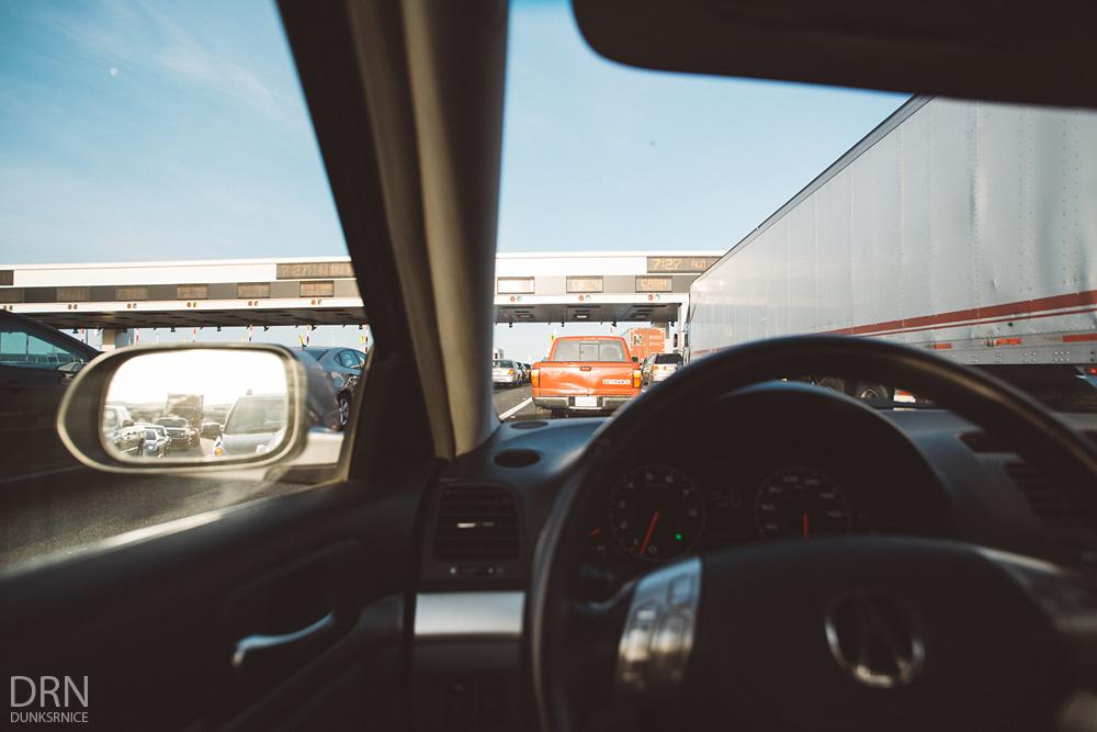 Toll Traffic.